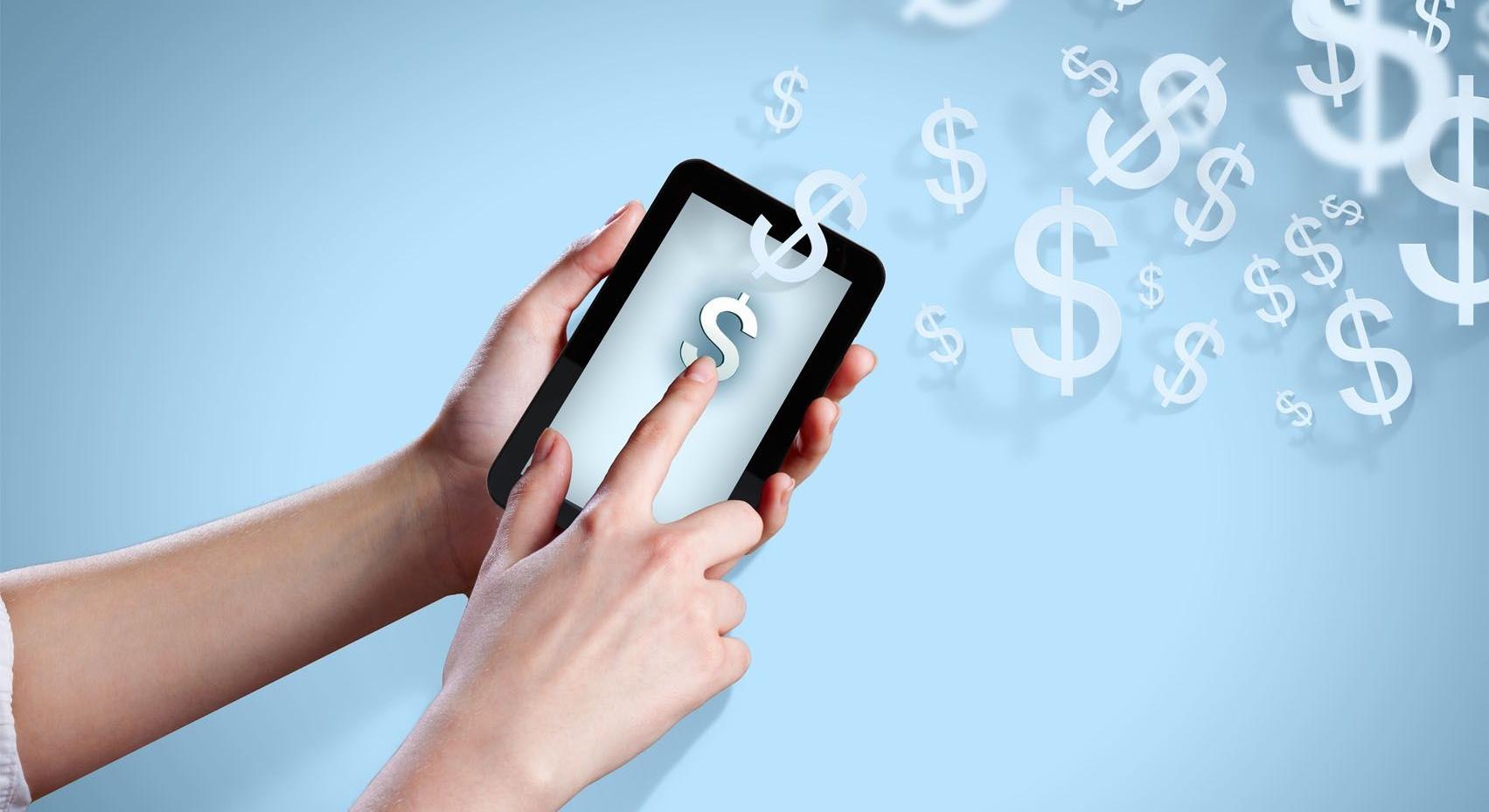 Получить доход через телефон вполне реально