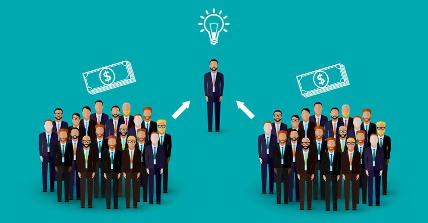 Для реализации различных проектов иногда приходится привлекать широкие массы людей для финансирования
