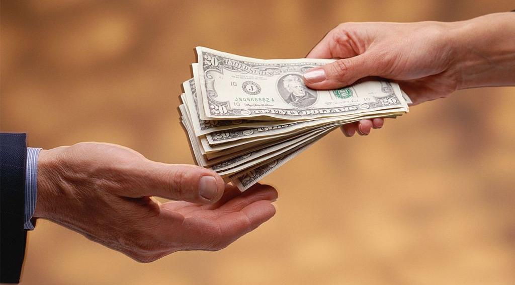 Расписка подтверждает факт передачи денег