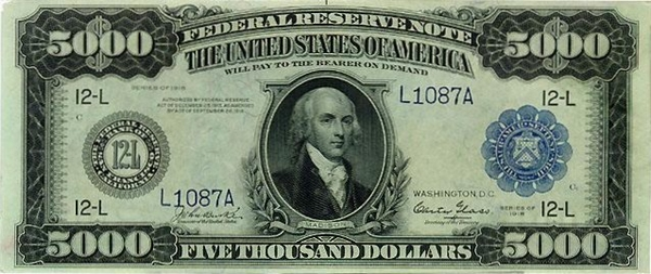 Фото: американский доллар