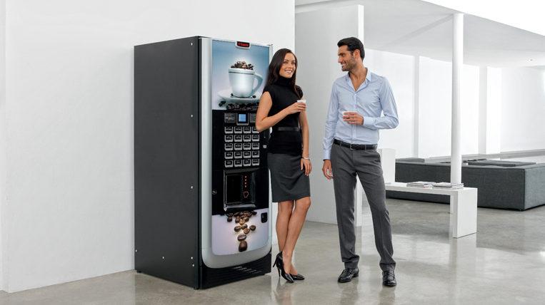 Бизнес, построенный на кофейных автоматах, является перспективным, высокодоходным и быстроокупаемым