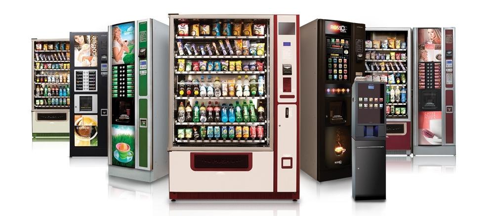 Вендинговый аппарат предназначается для автоматизации процесса розничной торговли