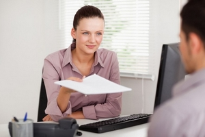 Доверенность на сдачу и получение документов
