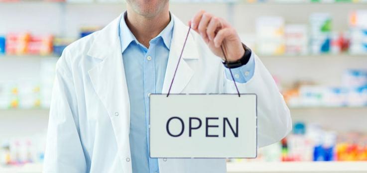 Открыть с нуля можно как производственную, так и отдельно стоящую аптеку