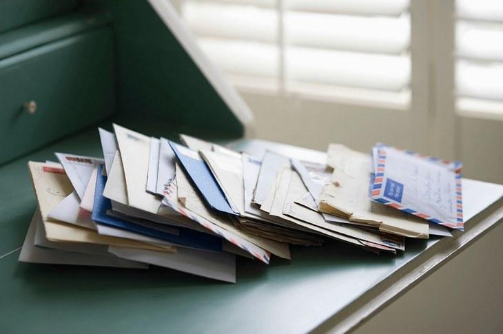 Исходящая корреспонденция (письма)