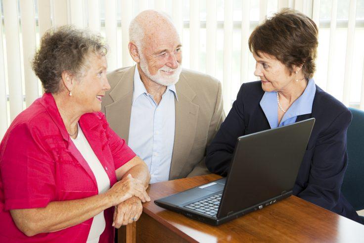 Пенсионеры интересуются